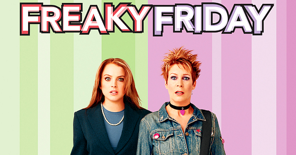 Freaky Friday Disney Studios Lot Vacation Sweepstakes