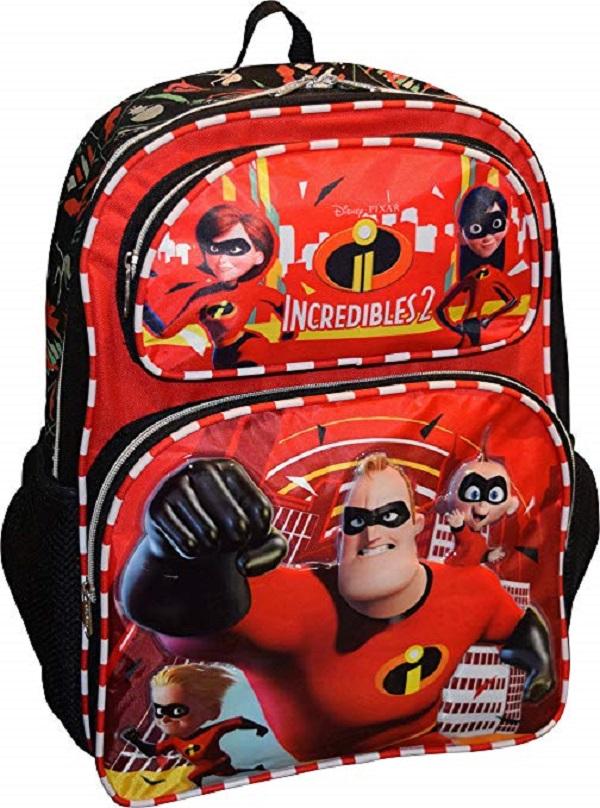 Incredibles 2 Backpack Sweepstakes
