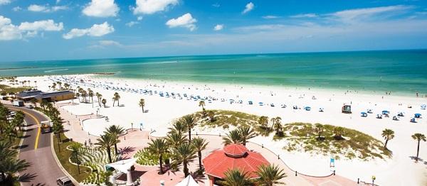 Massive Beach Resort Vacation Sweepstakes