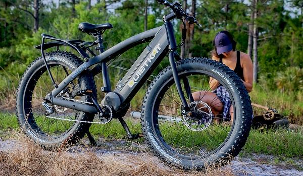 QuietKat Rover 750 Electric Mountain Bike Giveaway
