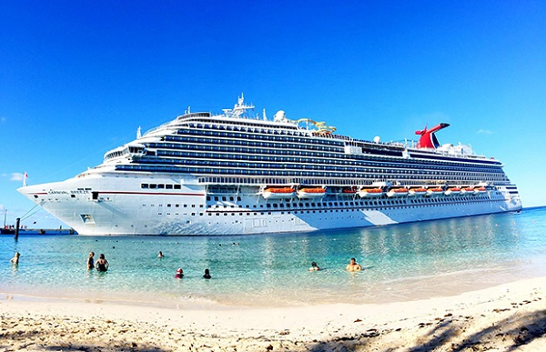 Carnival Cruise Line Gift Card Sweepstakes