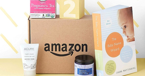 Free Maternity Box On Amazon With Purchase – A $40 Value