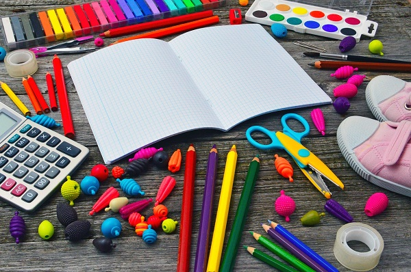 $1,000 in School Supplies Sweepstakes