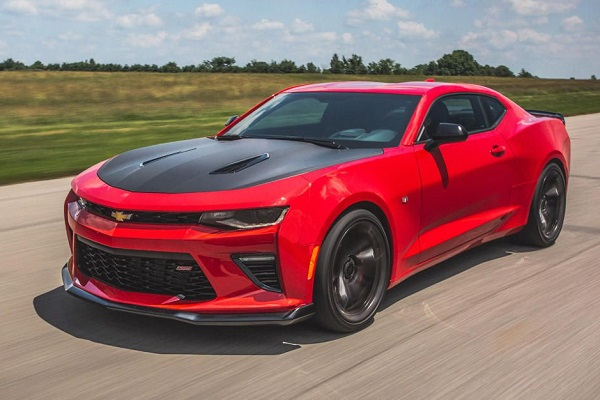 2017 Chevrolet Camaro SS SS1 Sweepstakes