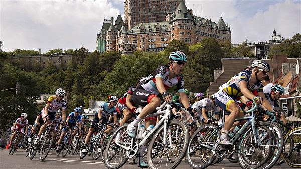 2018 Grand Prix Cycliste de Québec Vacation Sweepstakes