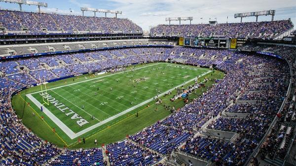 Baltimore Ravens Seasons Tickets Sweepstakes