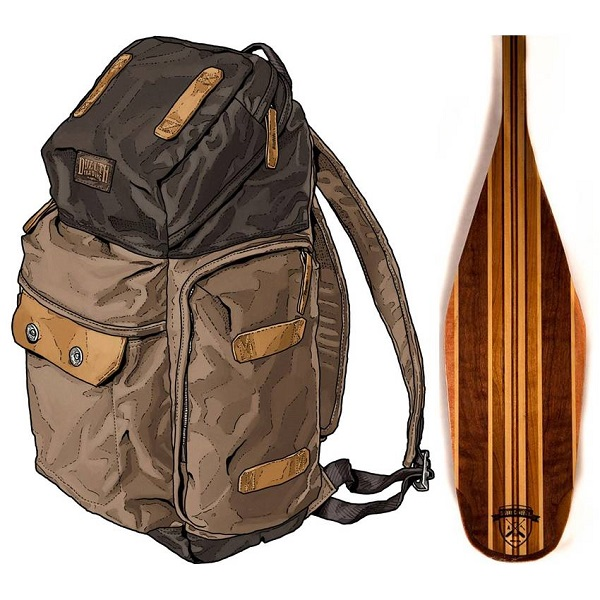 Duluth Trading Company Backpack And Paddle Giveaway