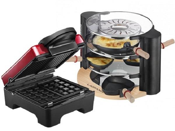 Lagrange Tarti 3-Plate Waffle Maker Giveaway