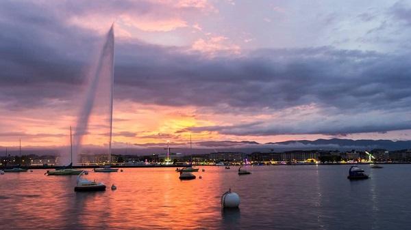 Weekend In Geneva Switzerland Vacation Sweepstakes