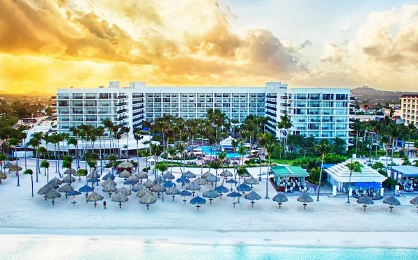 Aruba Marriott Resort & Stellaris Casino Vacation Sweepstakes