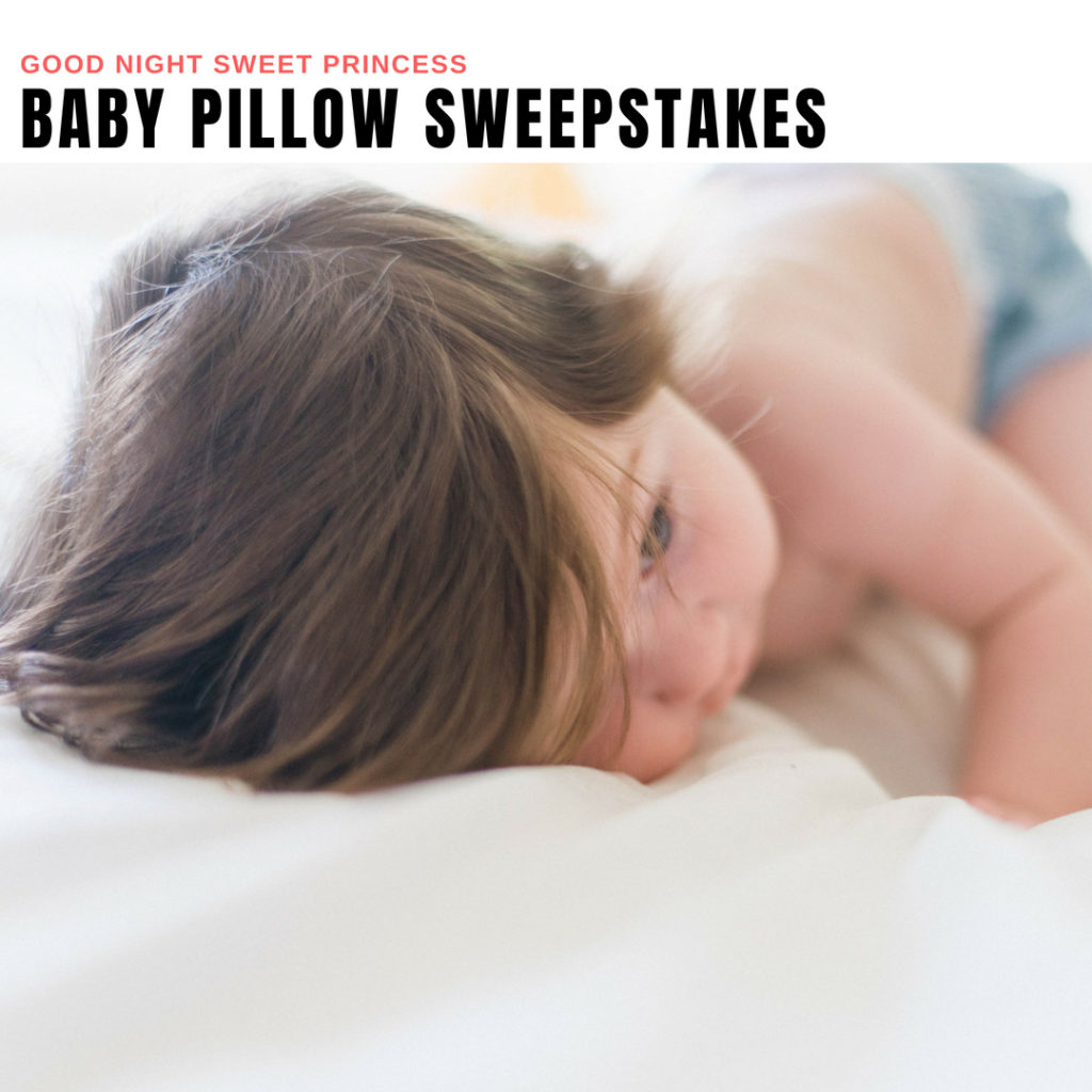 Baby Pillow Sweepstakes
