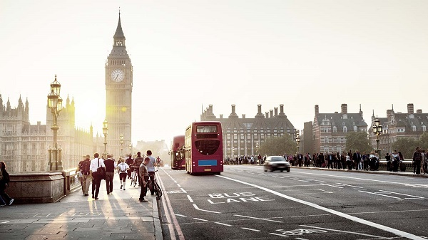 London, England Vacation Giveaway