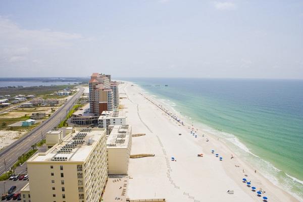 Alabama Beach Getaway Sweepstakes