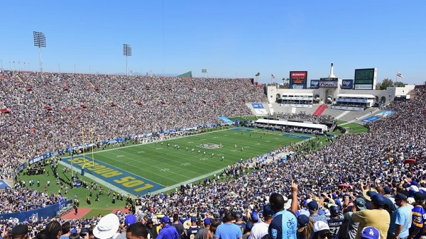 Los Angeles Rams Home Game Tickets Giveaway