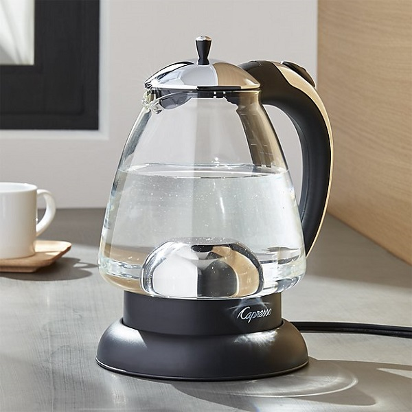 Capresso H20 Glass Electric Kettle Sweepstakes