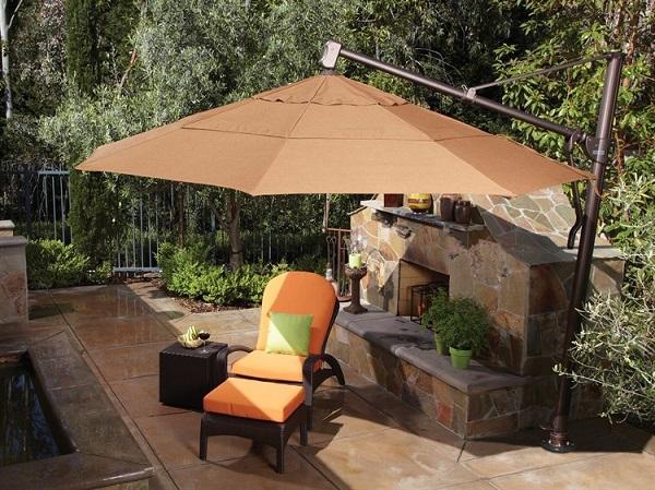 Treasure Garden Cantilever Umbrella Giveaway