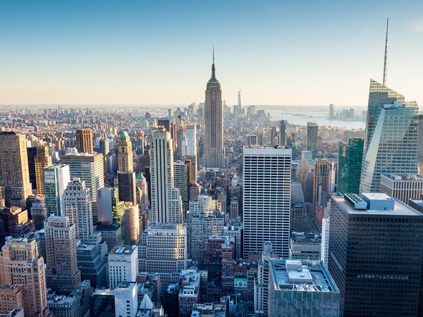 Trip To New York For Two Giveaway
