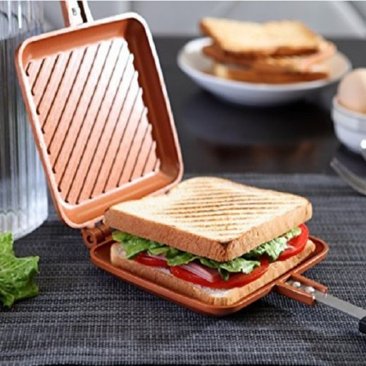 Double Coated Copper Sandwich Maker Giveaway