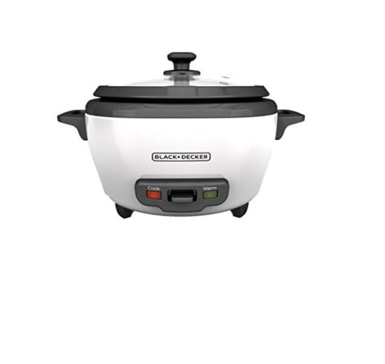 Black And Decker Rice Cooker And Food Steamer Giveaway