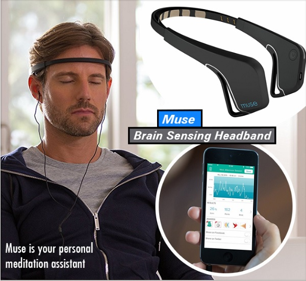 Muse Brain Sensing Headband Giveaway