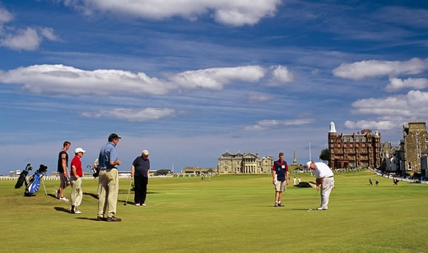 St. Andrews Golfing Vacation Sweepstakes