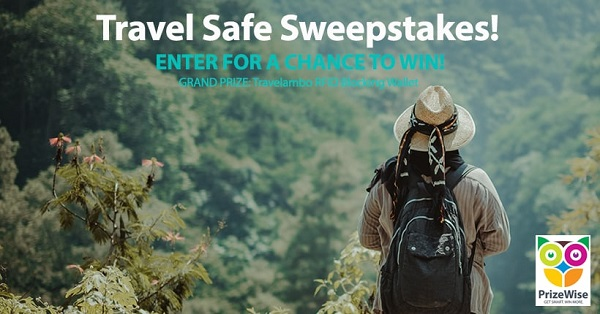 Women's Travel Safe Giveaway