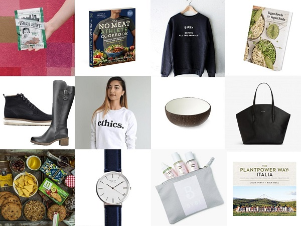 $1,500 Of Vegan Brands (Non-Food) Products Giveaway