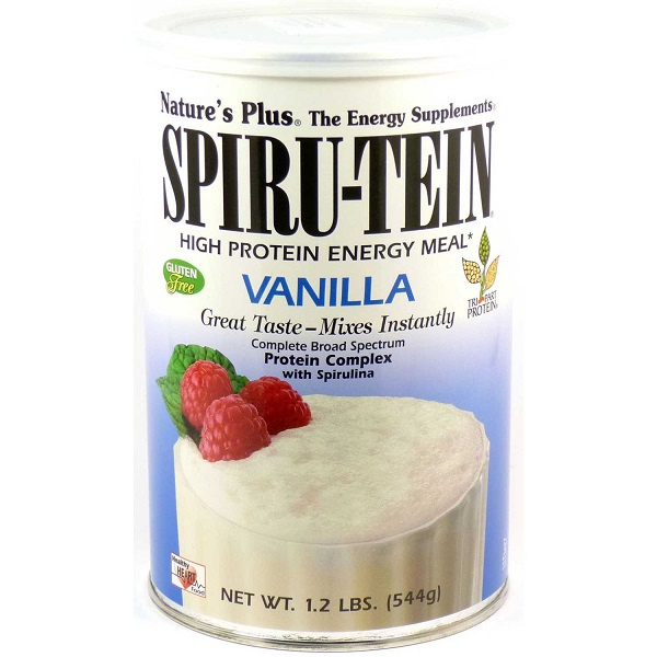 Free Sample Of Nature's Plus Spiru-Tein Shake