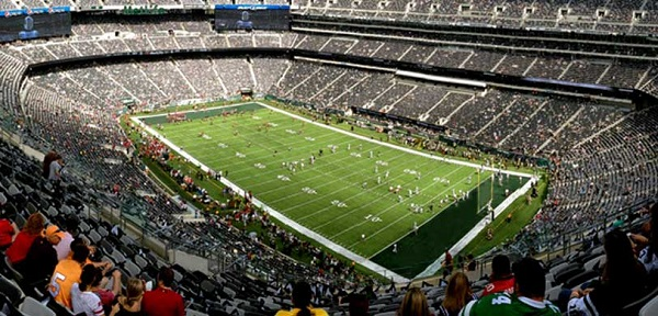 New York Jets Ticket Giveaway