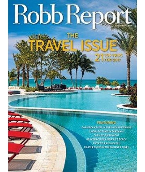 Free Subscription To Robb Report