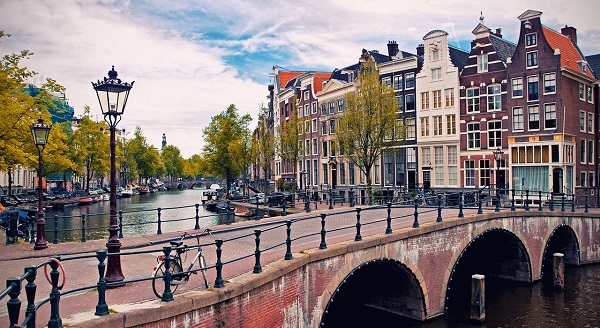 Trip For Two To Amsterdam Sweepstakes