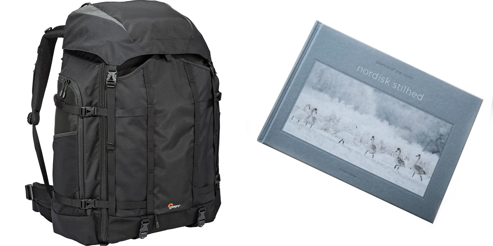 Pro Trekker 650 AW Lowepro Camera Bag Giveaway