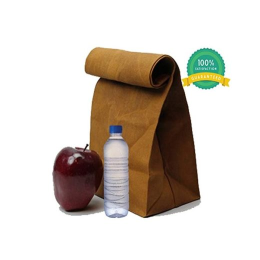 Reusable Brown Lunch Bag Giveaway