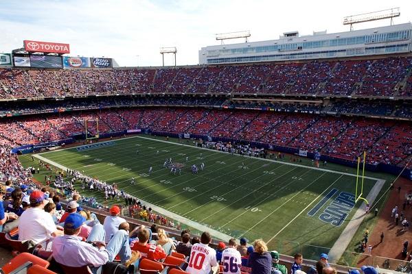 New York Giants Ticket Sweepstakes