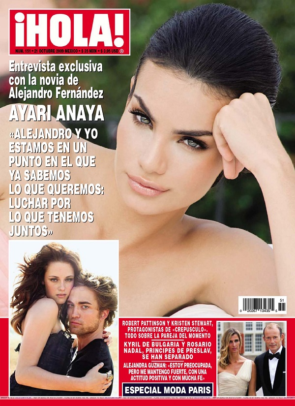 Complimentary Subscription to HOLA Magazine