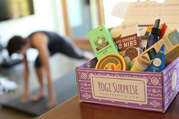 Yogi Package Sweepstakes
