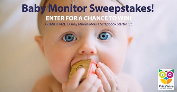 Vtech Baby Monitor Giveaway