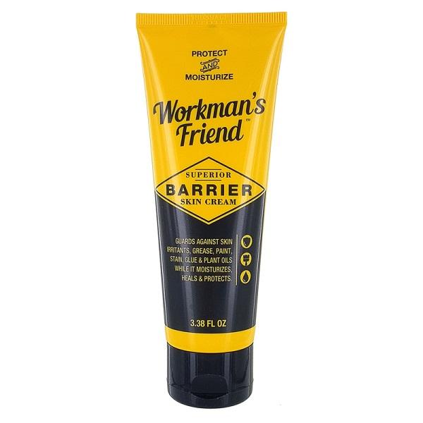 Free Sample Of Workman's Friend Skin Barrier Cream