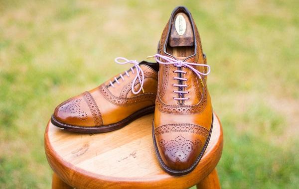 $800 Allen Edmond Shoes Sweepstakes
