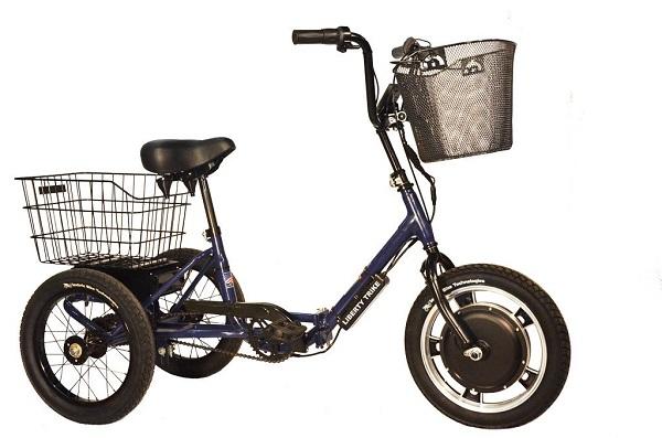 Liberty Trike Giveaway