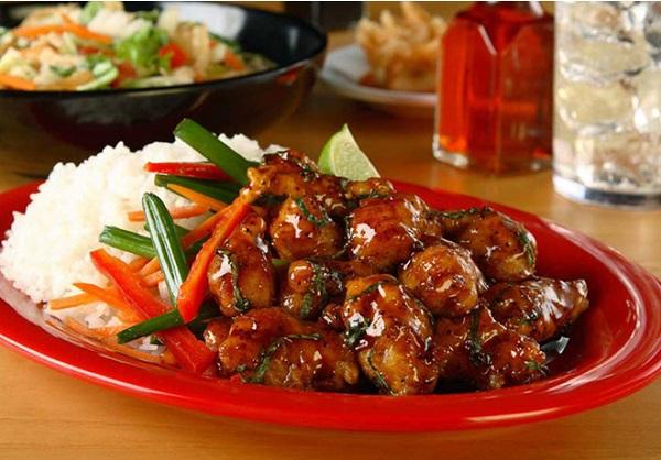 40% Off Pei Wei Asian Diner Entrée Coupon