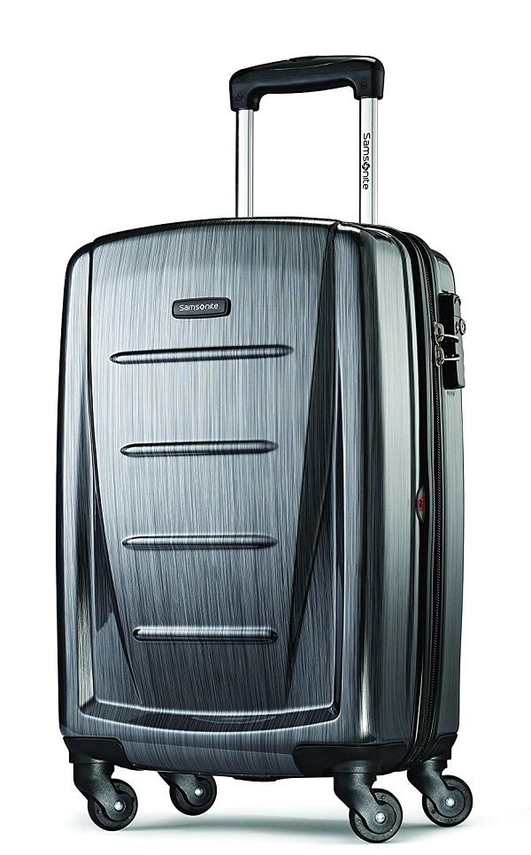 Free Samsonite Luggage