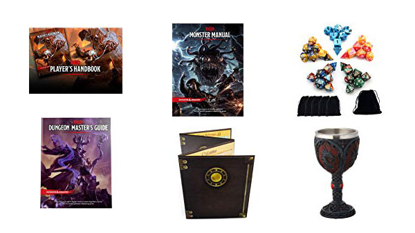 Ultimate Dungeons And Dragons Collection Sweepstakes