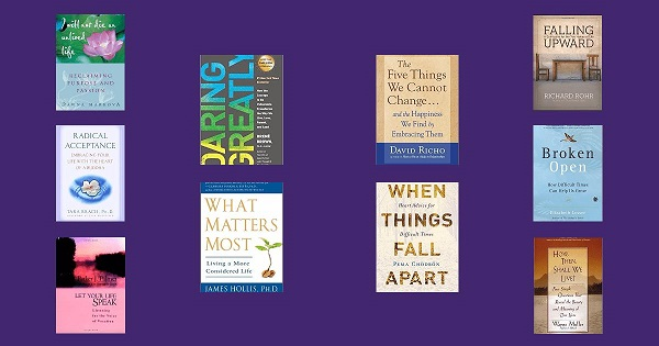 10 Amazing Personal Growth Books Giveaway