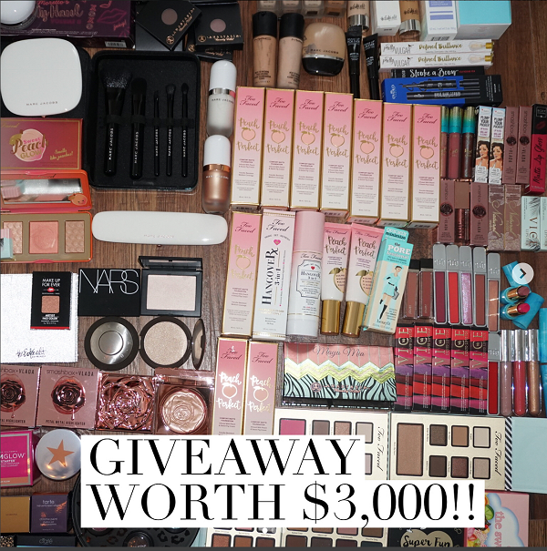$3,000 Make Up And Goodies Sweepstakes