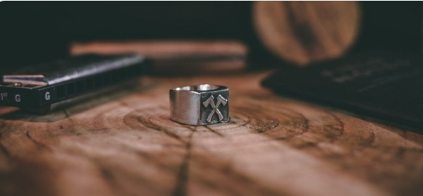 A Customer Gold Pan Peter Lumberjack Ring Giveaway