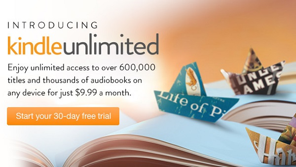 Free 30 Days Of Kindle Unlimited
