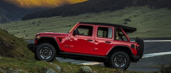 Jeep Wrangler JL Giveaway