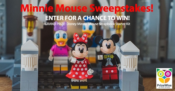 Minnie Mouse Giveaway