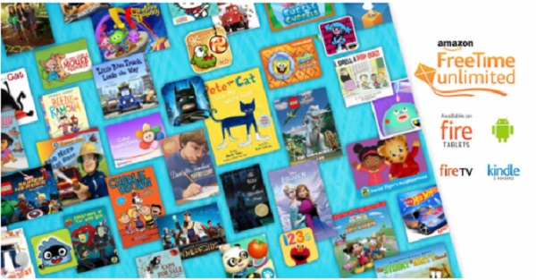 Free 30-Day Access To Amazon Kid's Unlimited
